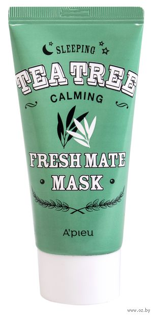 "Ночная маска для лица ""Calming"" (50 мл) — фото, картинка"