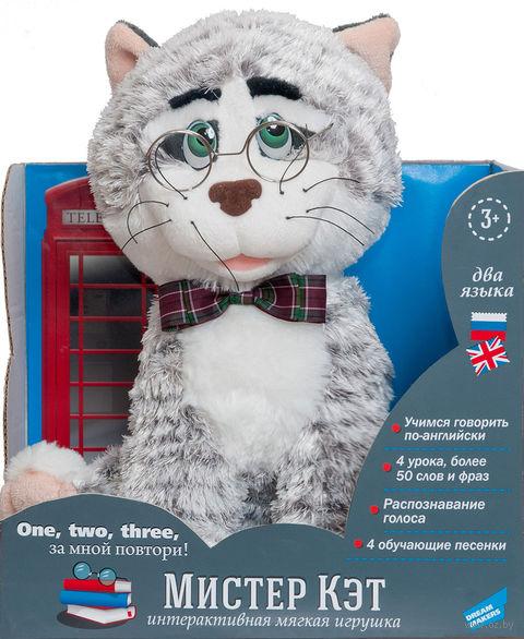 """Мягкая интерактивная игрушка """"Мистер Кэт"""" (29 см)"""