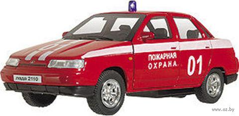 """Модель машины """"LADA 2110. Пожарная охрана"""""""
