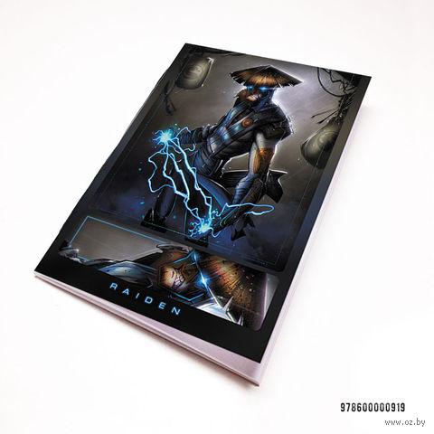 """Блокнот """"Mortal Kombat"""" (А7; арт. 919)"""