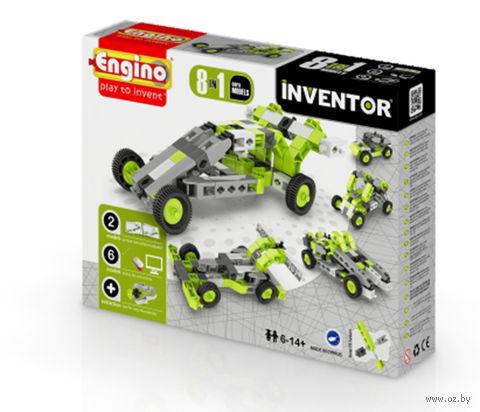 """Конструктор """"Inventor. Автомобиль"""" (70 деталей)"""