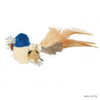 """Игрушка для кошек """"Птица"""" (8 см; арт. 45765) — фото, картинка"""