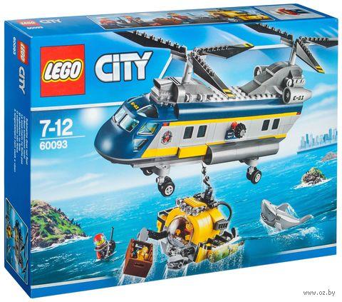 """LEGO City """"Вертолет исследователей моря"""""""