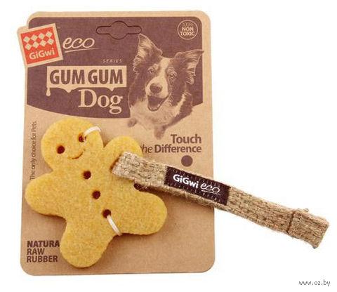 """Игрушка для собак """"Пряник"""" (10 см)"""