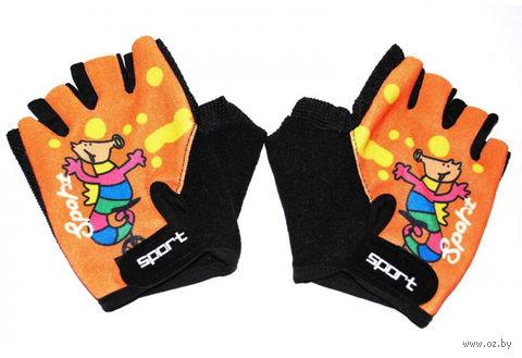 Перчатки для фитнеса (арт. GH-1001-M) — фото, картинка