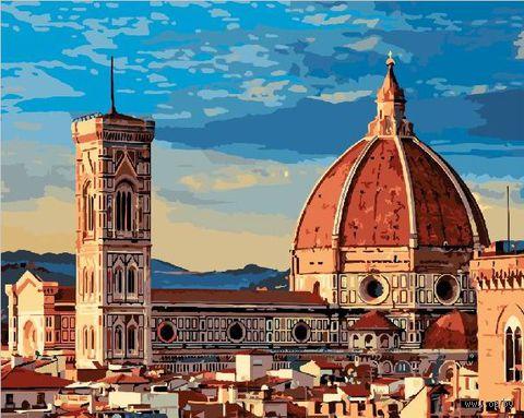 "Картина по номерам ""Флоренция"" (400х500 мм) — фото, картинка"