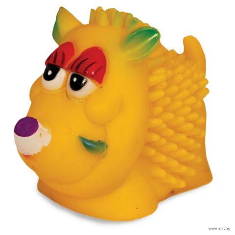 """Игрушка для собак с пищалкой """"Кабанчик"""" (13 см) — фото, картинка"""