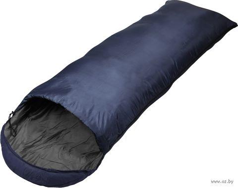 """Спальный мешок """"Scout 2 K"""" (L; синий) — фото, картинка"""