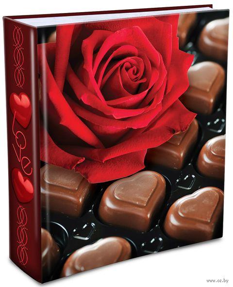 """Фотоальбом """"Love and chocolate"""" (200 фотографий; арт. 64436) — фото, картинка"""