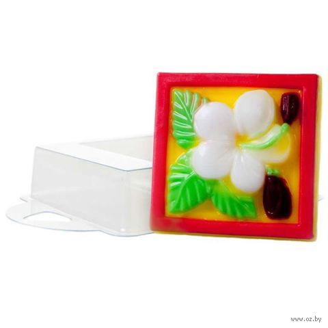 """Форма для изготовления мыла """"Цветок Франжипани"""""""