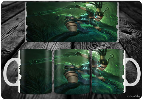 """Кружка """"League of Legends"""" (art.30)"""