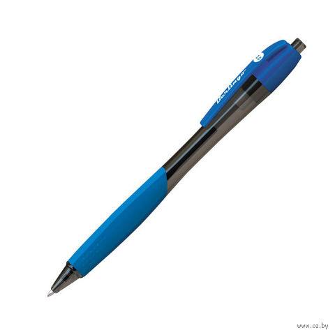 """Ручка шариковая автоматическая """"Triangle XL"""" (цвет корпуса: ассорти; цвет стержня: синий)"""
