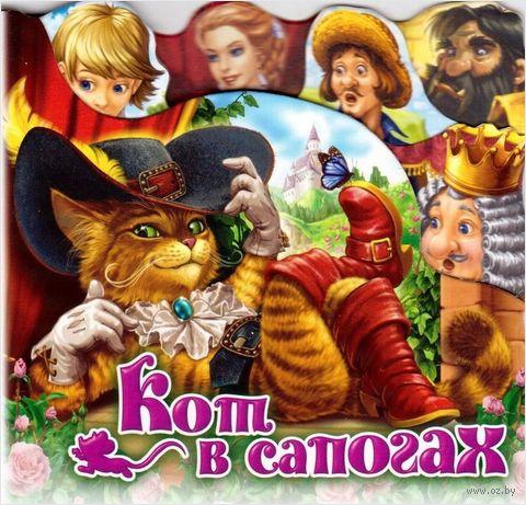 Кот в сапогах — фото, картинка