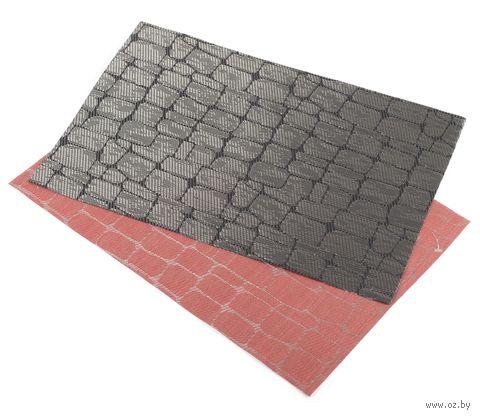 Подставка сервировочная пластмассовая (450х300 мм; арт. 263374)