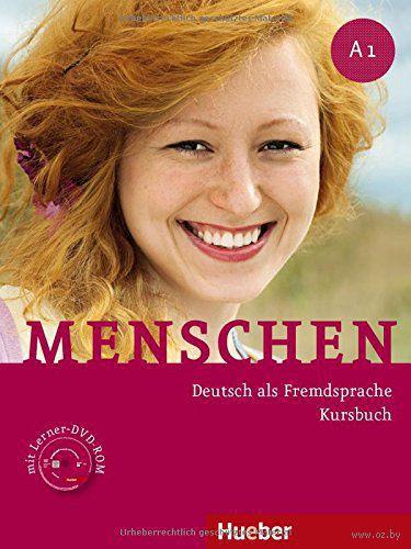 Menschen. A1. Kursbuch (+ DVD). Сандра Эванс