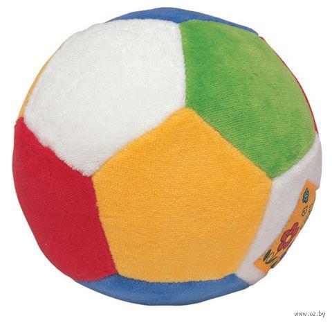 """Мягкая погремушка """"Мой первый мяч"""""""