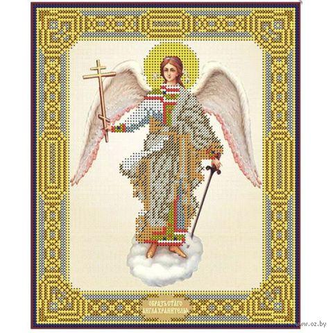"""Канва с нанесенным рисунком """"Ангел Хранитель"""""""