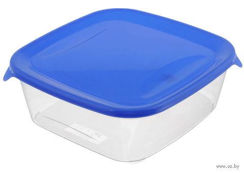 """Контейнер для хранения продуктов """"Fresh&Go"""" (1,7 л; синий)"""