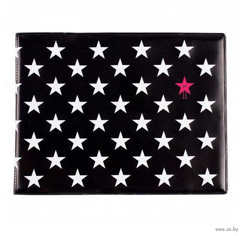 """Обложка для зачетной книжки """"Kawaii Stars"""" — фото, картинка"""