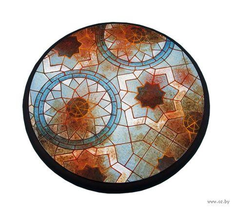 """Подставка круглая """"Мозаика"""" (120 мм; 1 шт.) — фото, картинка"""