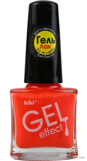 """Лак для ногтей """"Gel Effect"""" тон: 047 — фото, картинка"""