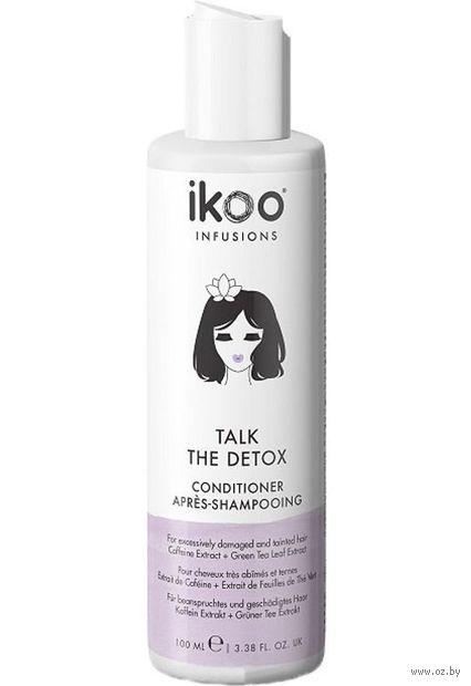 """Кондиционер для волос """"Talk The Detox"""" (100 мл) — фото, картинка"""