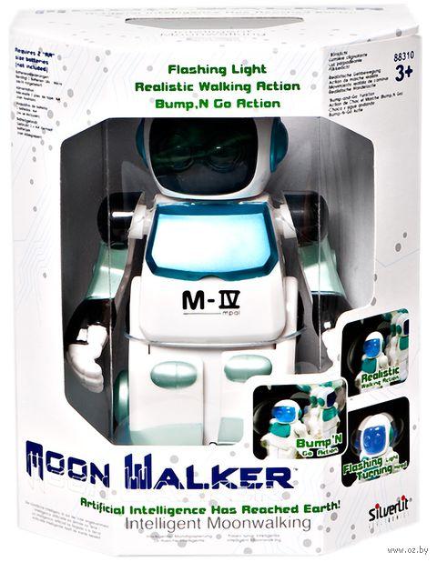 """Интеллектуальный робот """"Moonwalker"""" (со световыми и звуковыми эффектами)"""