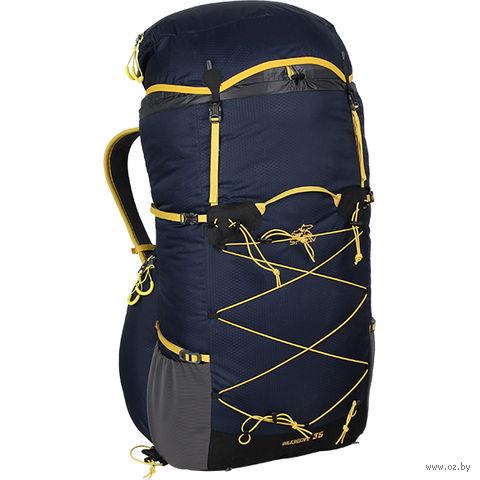 Рюкзак Gradient 35 (L; 35 л; синий) — фото, картинка