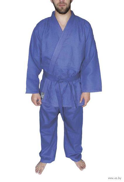 Кимоно для дзюдо AX7 (р.40-42/155; синее) — фото, картинка