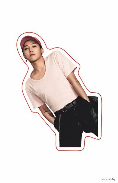 """Наклейка """"Big Bang. G-Dragon"""" (арт. 23) — фото, картинка"""