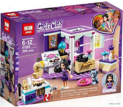 "Конструктор Girls Club ""Роскошная комната Эммы"" — фото, картинка"