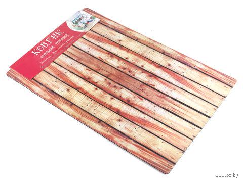 "Коврик резиновый ""Дерево"" (44х66 см)"