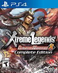 Dynasty Warriors 8 Xtreme Legends - Complete edition [PS4]