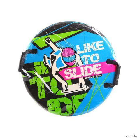 """Ледянка """"Like to slide"""" (60 см)"""