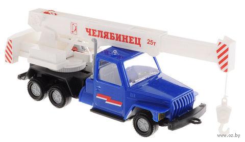 Автокран (арт. С-10-Ф) — фото, картинка
