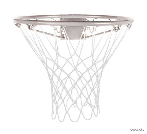 Сетка баскетбольная T4011N (60 см; белая) — фото, картинка