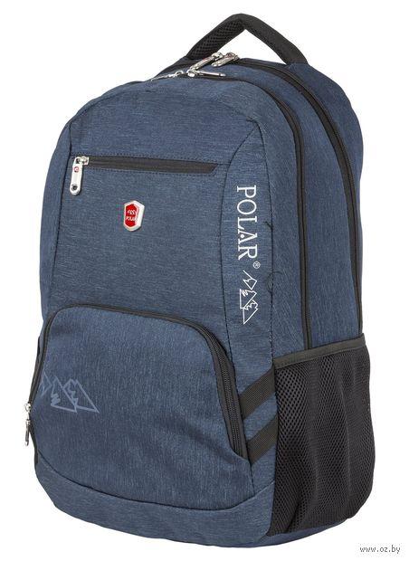 Рюкзак П5104-04 (21 л; синий) — фото, картинка