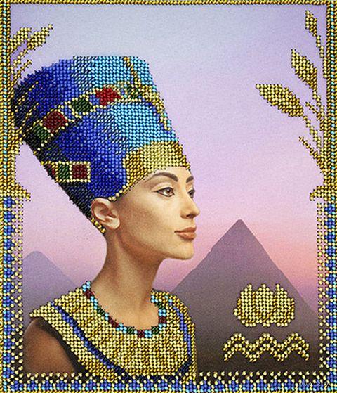 "Вышивка бисером ""Египет"" (200х240 мм) — фото, картинка"