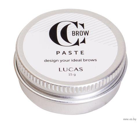 "Паста для окрашивания бровей ""Brow Paste by CC Brow"" (15 г) — фото, картинка"