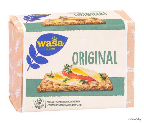 """Хлебцы ржаные """"Wasa. Оригинальные"""" (275 г) — фото, картинка"""