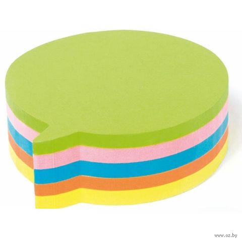 """Стикеры """"Диалог"""" (70х70 мм; 250 листов; разноцветные) — фото, картинка"""