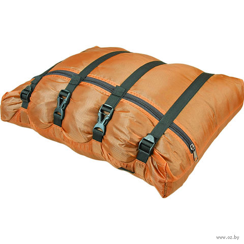 Мешок компрессионный (20х45 см; оранжевый) — фото, картинка