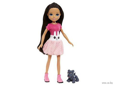 "Кукла ""Moxie Girlz. Подружки с питомцами. Эмберли"""