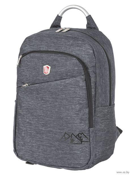 Рюкзак П5112-05 (19 л; тёмно-серый) — фото, картинка