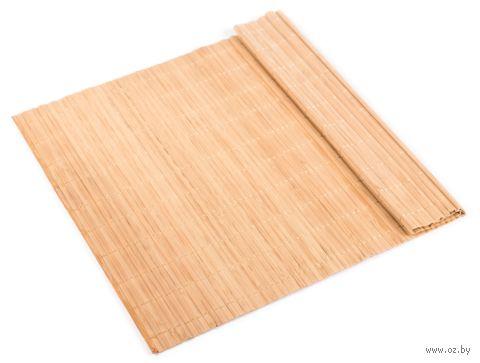 Подставка сервировочная бамбуковая (450х300 мм; арт. ADSC2002) — фото, картинка