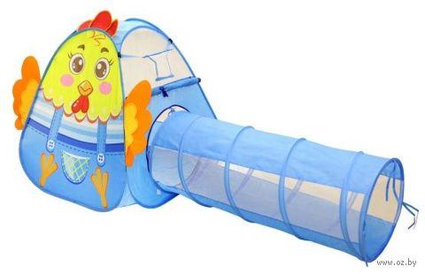"""Детская игровая палатка """"Петушок"""" (арт. 985-Q45) — фото, картинка"""