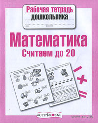 Математика. Считаем до 20