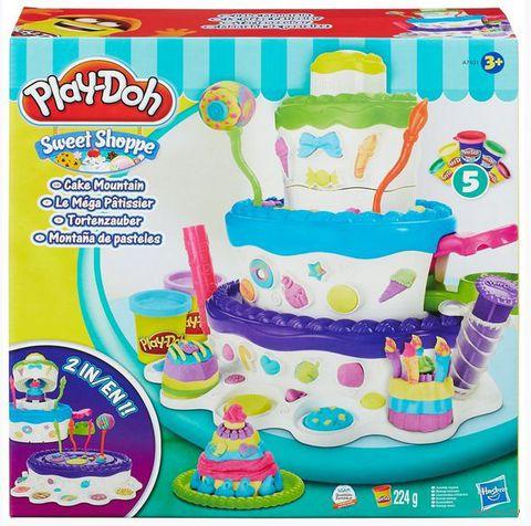 """Набор для лепки """"Play-Doh. Праздничный торт"""""""