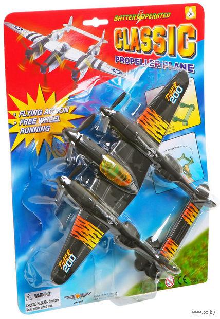 """Игрушка """"Самолет Classic Propeller Plane"""" (с тремя пропеллерами)"""
