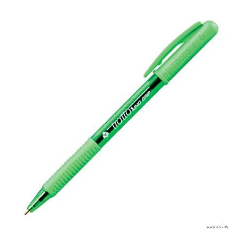 """Ручка шариковая """"TRATTO"""" (зеленый стержень; арт. 822904)"""